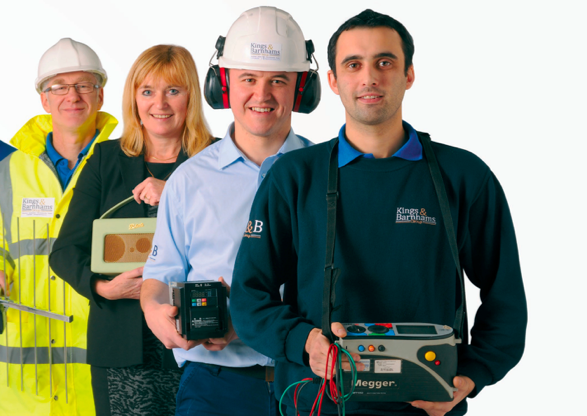 electrical services in norfolk - friendly, local team working across East Anglia